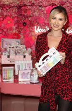 AMY HART at Beauticology x Elan Cafe Launch Event in London 11/15/2019