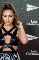 ANA MENA at Los40 Music Awards in Madrid 11/08/2019