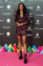 ANA PELETEIRO at Los40 Music Awards in Madrid 11/08/2019