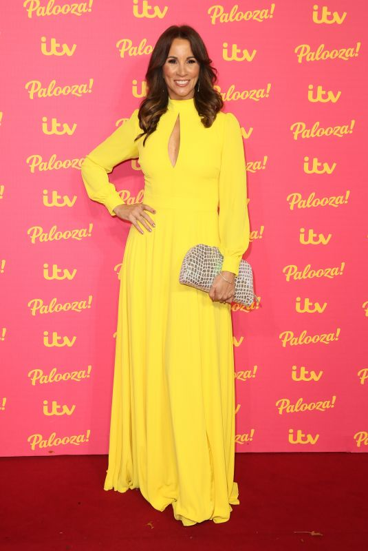 ANDREA MCLEAN at ITV Palooza 2019 in London 11/12/2019
