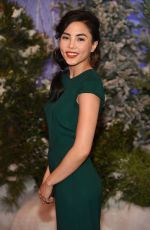 ANNA AKAN at Let It Snow Photocall in Beverly Hills 11/01/2019