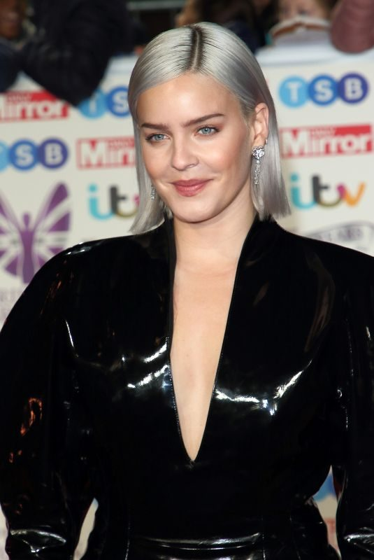 ANNE MARIE at Pride of Britain 2019 Awards in London 10/28/2019