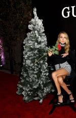 ANNE WINTERS at Guess Kicks-off Holiday Season in Los Angeles 11/07/2019