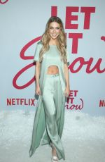 ANNE WINTERS at Let It Snow Premiere in Los Angeles 11/04/2019