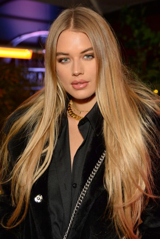ARABELLA CHI at The Skinny Tan: Choc Range Launch Party in London 11/19/2019