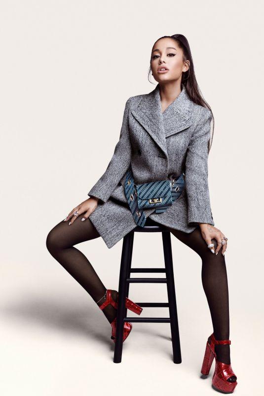 ARIANA GRANDE at Givenchy Fall/Winter 2019