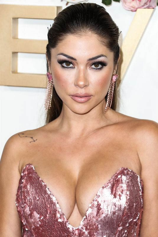 ARIANNY CELESTE at 3rd Annual #revolveawards in Hollywood 11/15/2019