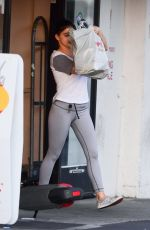 ARIEL WINTER in Tights Shopping at CVS in Los Angeles 11/10/2019