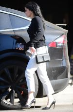 ARIEL WINTER Leaves a Business Meeting in Los Angeles 11/05/2019