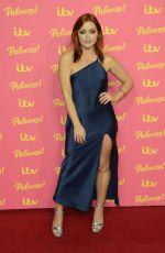 ARIELLE FREE at ITV Palooza 2019 in London 11/12/2019