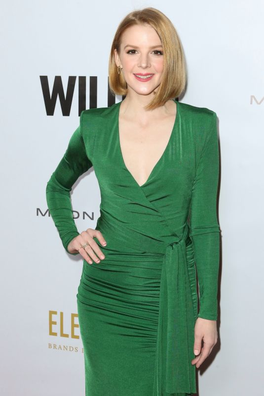 ASHLEY BELL at 2019 Wildaid Gala in Beverly Hills 11/09/2019