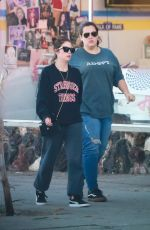 ASHLEY BENSON Heading to a Pet Hospital in Los Angeles 11/22/2019