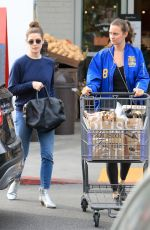 ASHLEY GREENE Out Shopping in Beverly Hills 11/26/2019