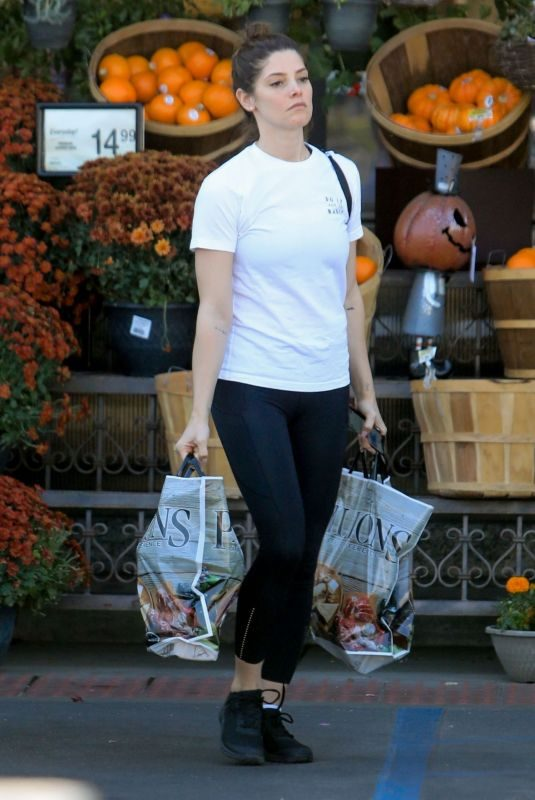 ASHLEY GREENE Out Shopping in West Hollywood 11/05/2019