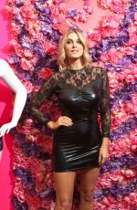 ASHLEY JAMES Opens Lovehoney Pop Up Christmas Gift Shop in Neal Street in London 11/01/2019