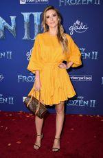 AUDRINA PATRIDGE at Ffrozen 2 Premiere in Hollywood 11/07/2019