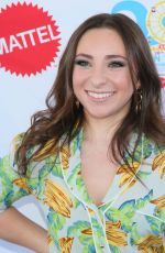 AVA CANTRELL at 20th Annual Party on the Pier at Santa Monica Pier 11/03/2019