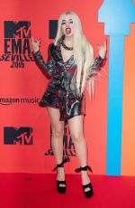 AVA MAX at MTV Europe Music Awards in Seville 11/03/2019