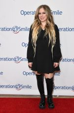 AVRIL LAVIGNE at Operation Smile's Hollywood Fight Night in Beverly Hills 11/06/2019