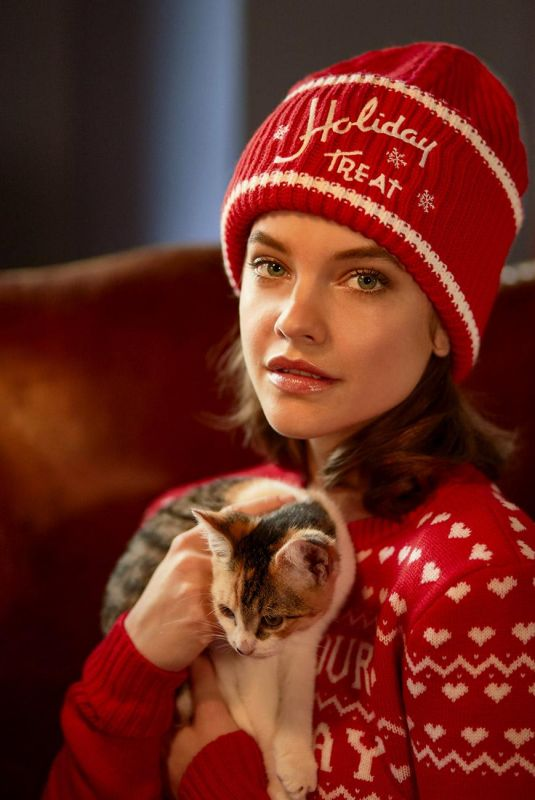 BARBARA PALVIN for Philosophy Holiday Treat Winter 2019 Campaign
