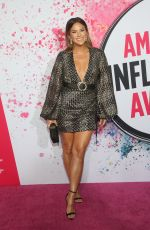BECCA TILLEY at American Influencer Awards in Hollywood 11/18/2019