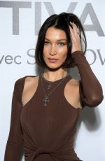 BELLA HADID at Vogue Fashion Festival 2019 Photocall in Paris 11/15/2019