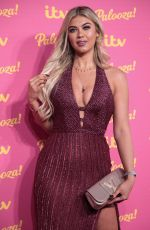 BELLE HASSAN at ITV Palooza 2019 in London 11/12/2019