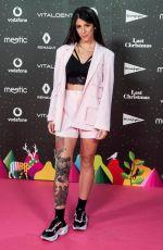 BELY BASARTE at Los40 Music Awards in Madrid 11/08/2019