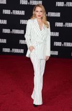 BETHANY JOY LENZ at Ford v Ferrari Premiere in Hollywood 11/04/2019