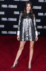 BIANCA BALTI at Ford v Ferrari Premiere in Hollywood 11/04/2019