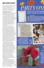 BLAKE LIVELY and Ryan Reynolds in Ok! Magazine, November 2019