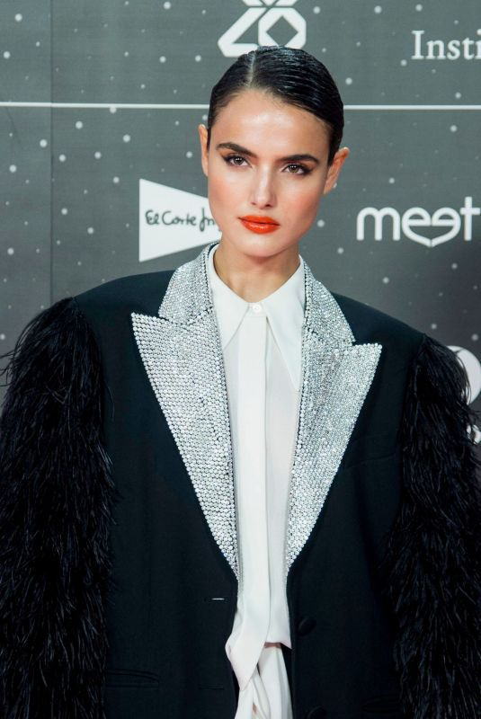 BLANCA PADILLA at Los40 Music Awards in Madrid 11/08/2019