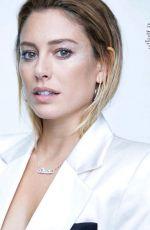BLANCA SUAREZ in Marie Claire Magazine, Spain December 2019