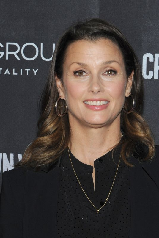 BRIDGET MOYNAHAN at Crown Vic Special Screening in New York 11/06/2019