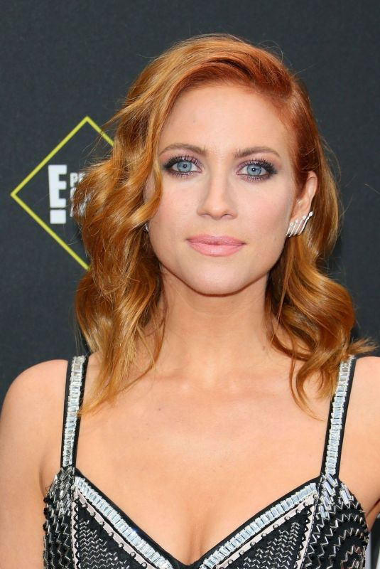 BRITTANY SNOW at People