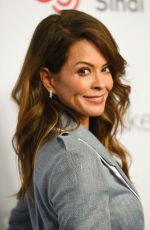BROOKE BURKE at Women's Guild Cedar's-Sinai Luncheon in Los Angeles 11/06/2019
