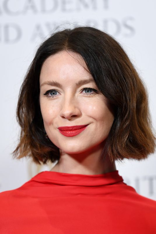 CAITRIONA BALFE at Bafta Scotland Awards in Glasgow 11/03/2019
