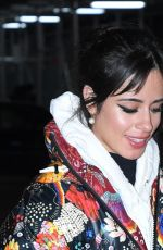 CAMILA CABELLO Out and About in New York 11/14/2019