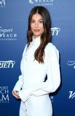 CAMILA MORRONE at Newport Beach Film Festival Fall Honors and Variety's 10 Actors to Watch 11/03/2019