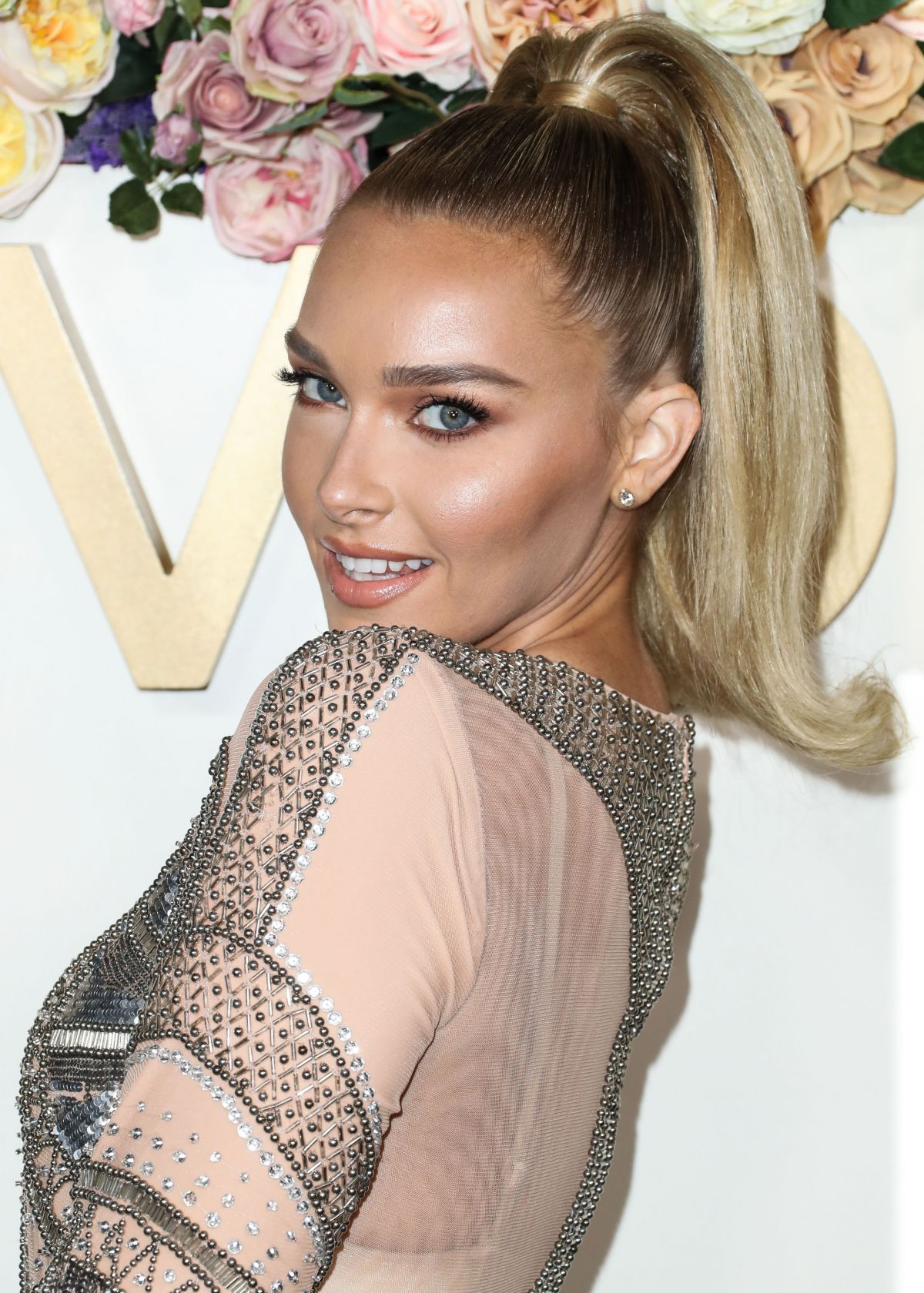 CAMILLE KOSTEK at 3rd Annual #revolveawards in Hollywood