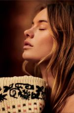 CAMILLE ROWE in Elle Magazine, Italy December 2019