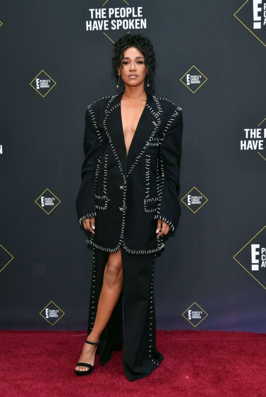 CANDICE PATTON at People's Choice Awards 2019 in Santa Monica 11/10/2019