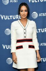 CANDICE PATTON at Vulture Festival 2019 at Hollywood Roosevelt Hotel in Los Angeles 11/09/2019