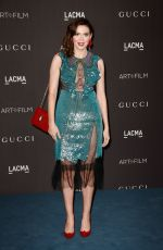 CARLY STEEL at 2019 Lacma Art + Film Gala Presented by Gucci in Los Angeles 11/02/2019