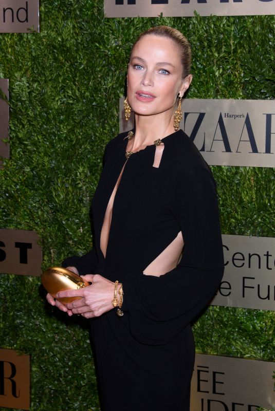 CAROLYN MURPHY at An Evening Honoring Leonard A. Lauder in New York 11/18/2019