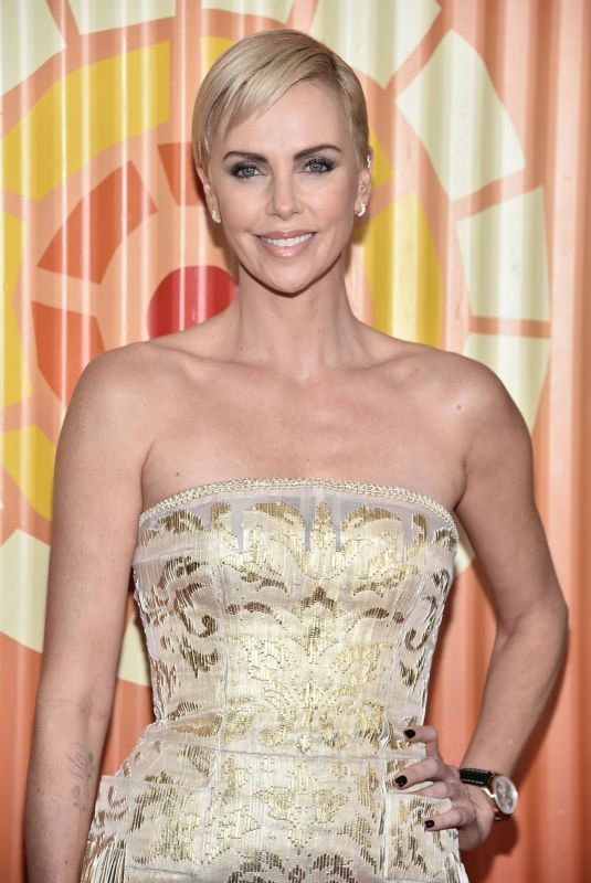CHARLIZE THERON at Africa Outreach Project Fundraiser in New York 11/12/2019