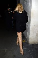 CHARLOTTE CROSBY at Inthestyle Billie Faiers Dinner in London 11/18/2019