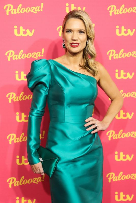 CHARLOTTE HAWKINS at ITV Palooza 2019 in London 11/12/2019