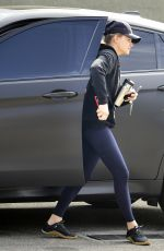 CHLOE MORETZ Arrives at a Gym in West Hollywood 11/20/2019