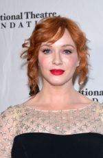 CHRISTINA HENDRICKS at 2019 Annual Thespians Go Hollywood Gala in Los Angeles 11/18/2019